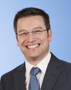 Photo of Dr Christian Selinger