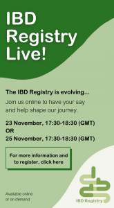 Poster with details about the webinar (same information as on the webpage)